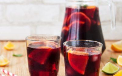 Sangria (non – alcoholic)